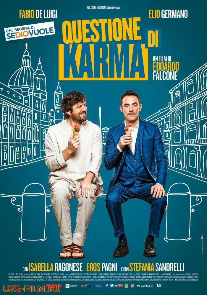 Проблема с кармой / It's All About Karma 2017 Русский English скачать download