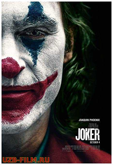 Джокер / Joker 2019 skachat HD