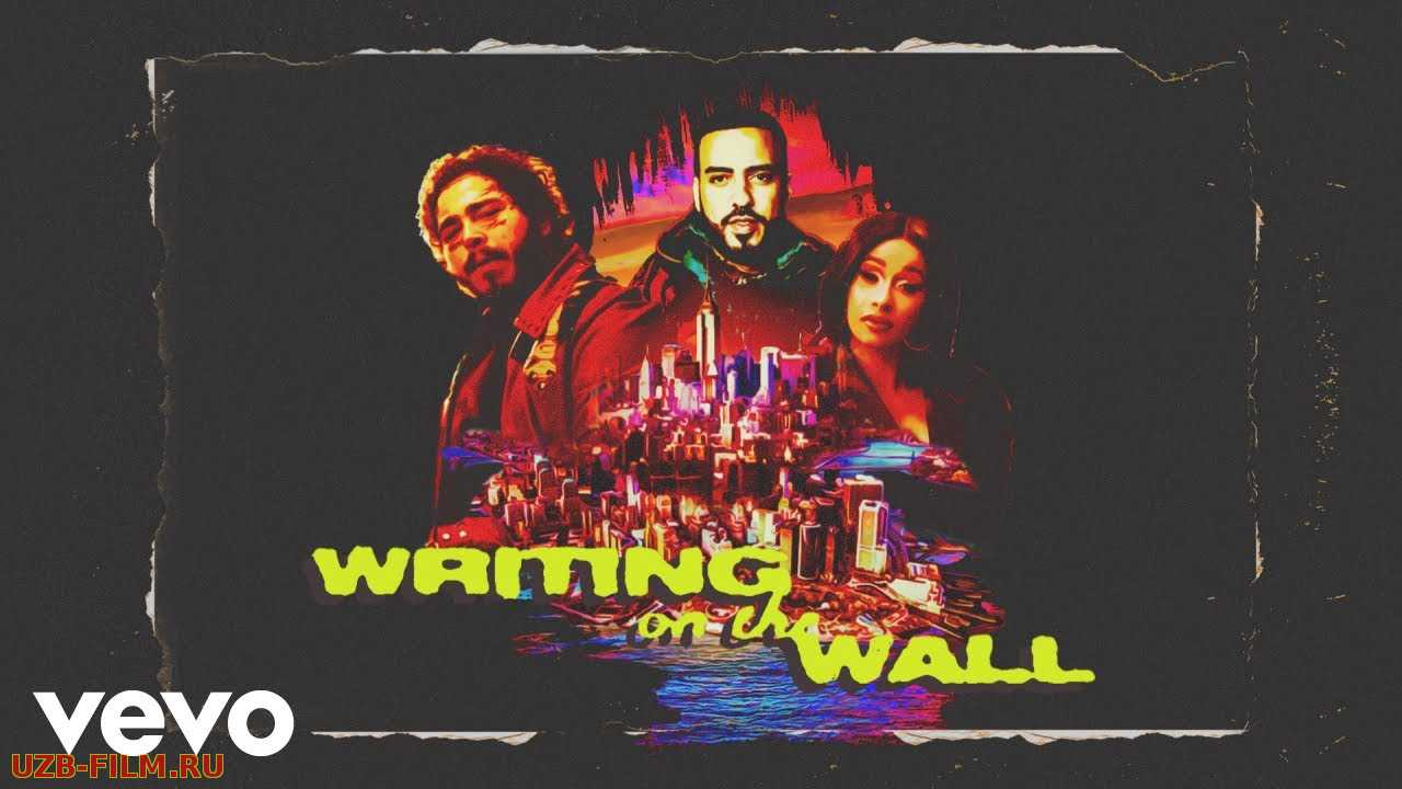 French Montana - Writing on the Wall ft. Post Malone, Cardi B, Rvssian [HD skachat]